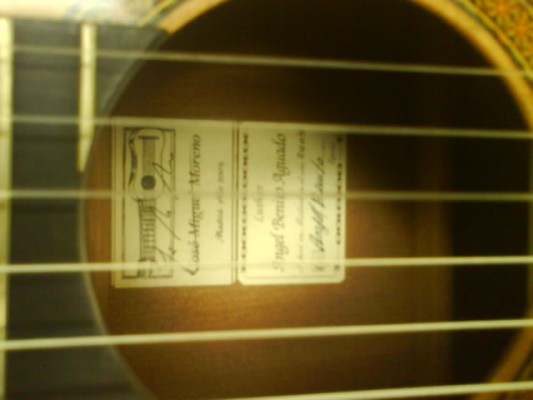 Guitarra Clásica de Concierto -Angel Benito Aguado & José Miguel Moreno-