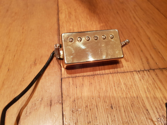 Humbucker DiMarzio Air Classic Gold