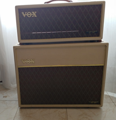 VOX Heritage AC30 HH handwired & Cabinet V212H