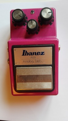 Ibanez AD9 Analog Delay Reissue 2000s