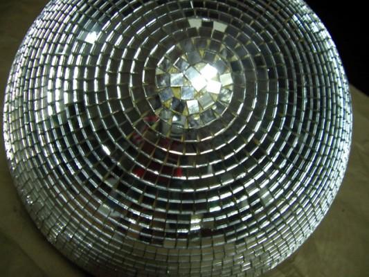 Bola de espejos para discoteca