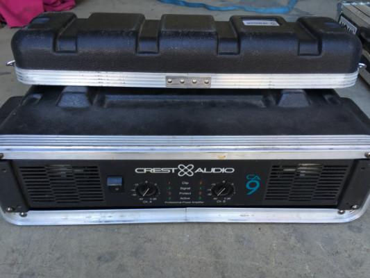 Crest Audio CA9