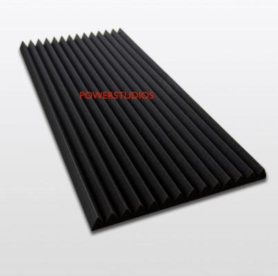 """Oferta promoción -10 Paneles Acústicos-5m² trianguakustick 100x50x 5cm, ¡Nuevos """" en Stock ! envío incluido"""