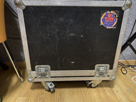 Flight Case para Mesa Boogie Mark IV o similar
