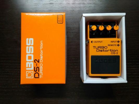 Boss DS 2 Turbo Distorsion