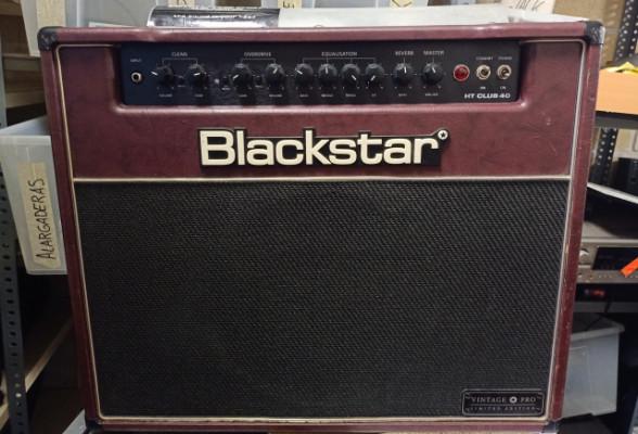 BLACKSTAR HT Club 40 Vintage Pro.