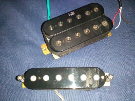 pastillas para guitarra