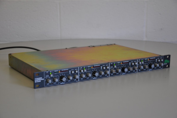 Compresor BSS DPR-404 (cuatro compresores en uno)