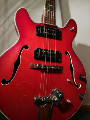 Epiphone archtop 1970
