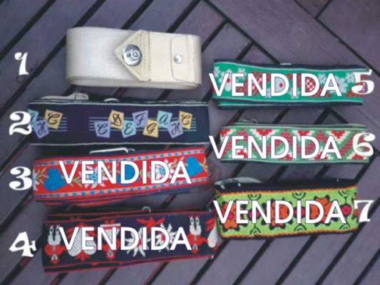 BANDOLERAS AÑOS 50 Y 60.