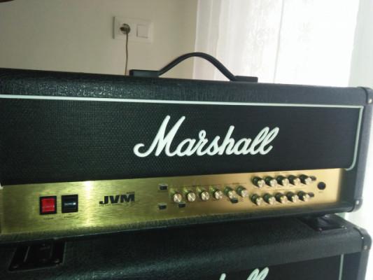 Vendo:Marshall JVM 205h + Marshall 1936V