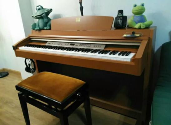 PIANO ELÉCTRICO YAMAHA CLAVINOVA CLP230