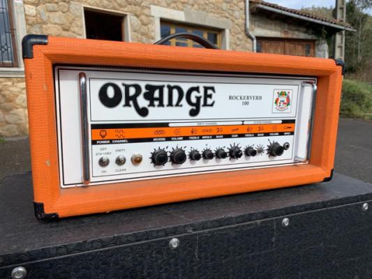 Orange Rockerverb 100 MKI de 2005