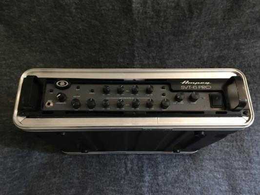 Amplificador Ampeg SVT 6 PRO