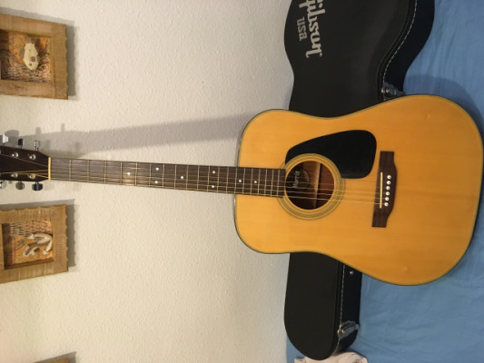 Vendo acústica Morris MD502 del 84 MIK **Reservada**