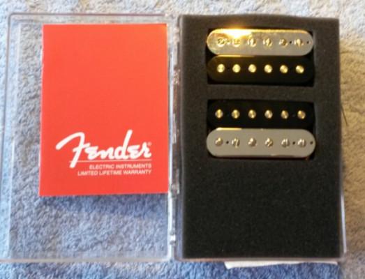Pastillas Humbucker Fender Telecaster HH