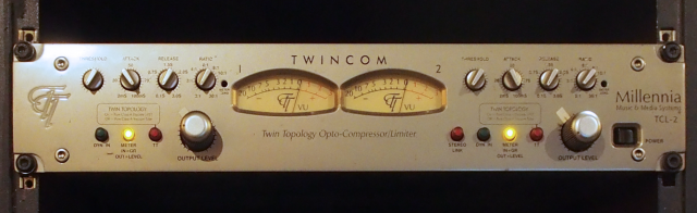 Procesador de dinámica Millenia Twincom TCL-2