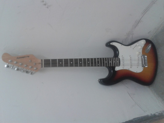 guitarra electrica Academy