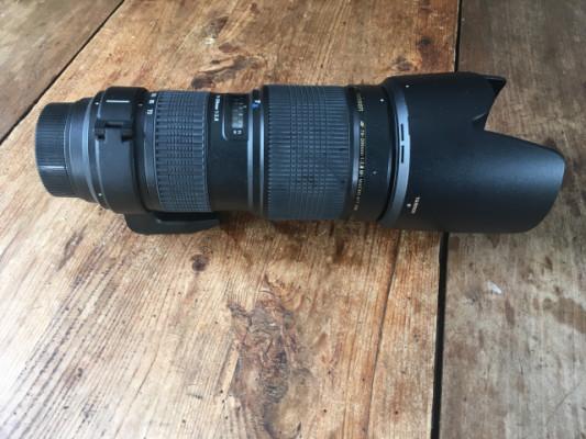Objetivo Tamron 70-200mm f2.8 Macro