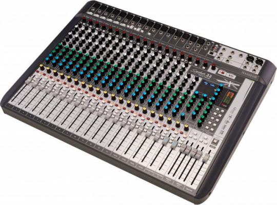 Soundcraft Signature 22 MTK con garantia de 1 año