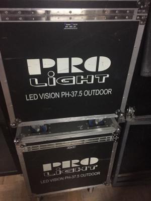 pantalla led prolight P37.5