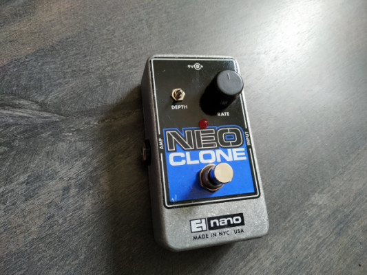 Chorus Electro Harmonix Neo Clone