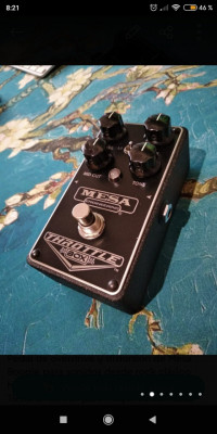 Mesa Boogie Throttle Box pedal REBAJADO