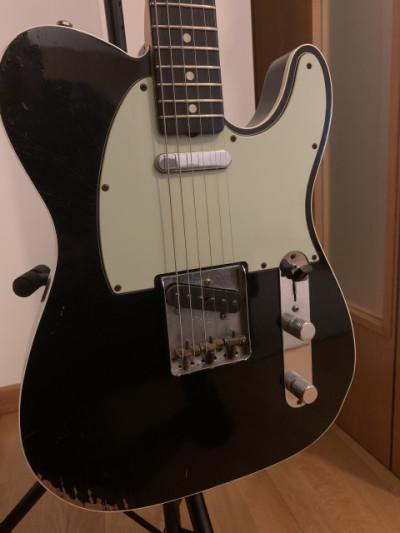 Fender telecaster '61 custom shop