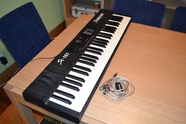 Teclado Midi Fatar Studiologic SL-161