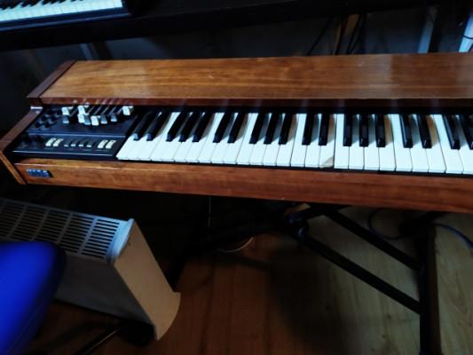 korg cx3 año 1979 organo similar hammond