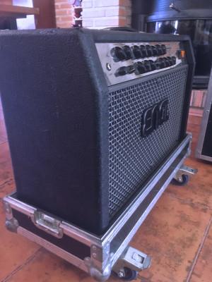 Amplificador ENGL Sovereign 2x12 con Flight Case a medida y Pedalera MIDI