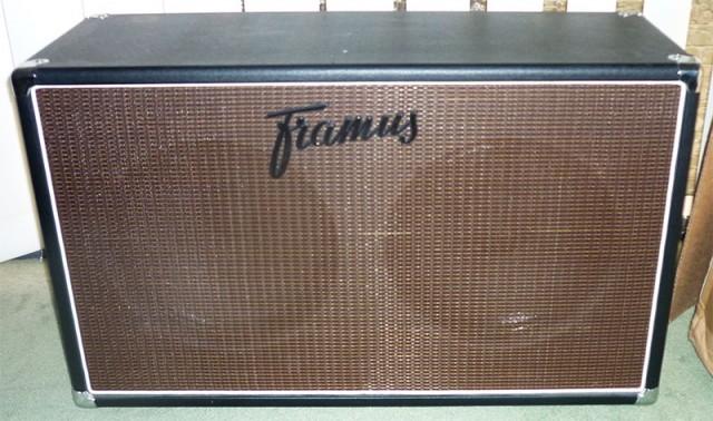 Framus Cabinet 2x12 Celestion Vintage 30