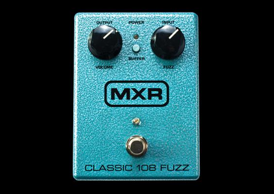 Vendo MXR M173 Silicon Fuzz Classic 108