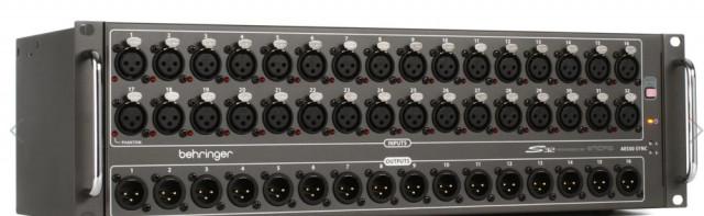 Behringuer S16-32 / Midas DL16-32