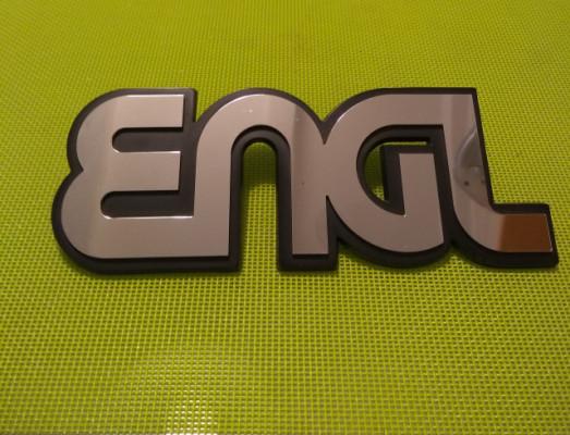 LOGOTIPO ORIGINAL ENGL PARA AMPLIFICADOR.   ENVIO INCLUIDO