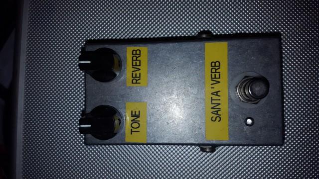 Reverb DIY con Belton Brick BTDR-2