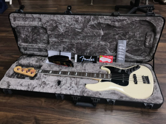 Fender Jazz Bass Elite