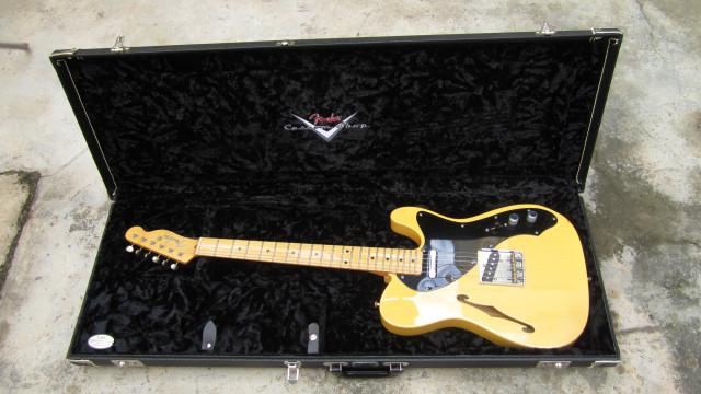 Fender Thinlile Telecaster NOS Custom Shop