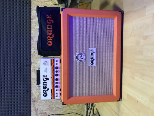 Orange Dual Terror y pantalla PPC212
