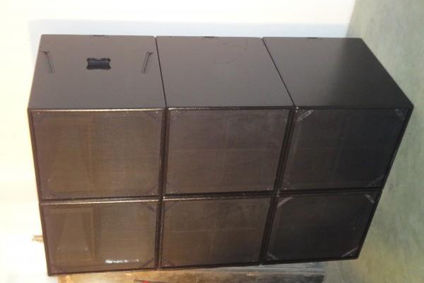 GANGA Equipo de sonido marca Hk serie R