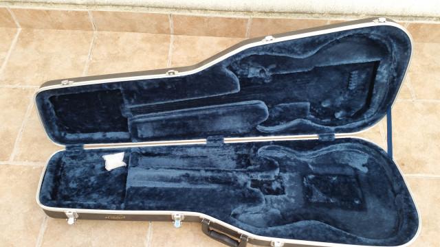 Estuche Cibeles para guitarras tipo Strato