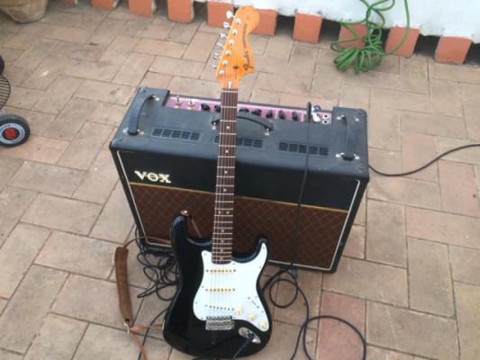 Fender Stratocaster c/ mástil de 1972