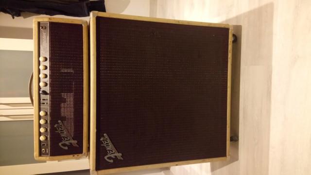 Amplificador Fender Tonemaster