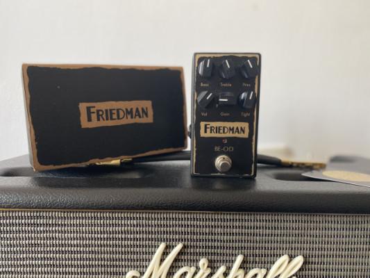 Friedman BE - OD