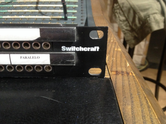 Patch pannel profesional Switchcraft