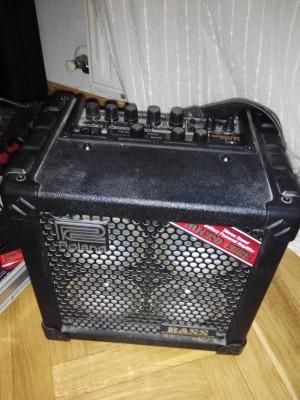 rx bass microcube