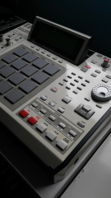AKAI MPC 2500 (FULL)