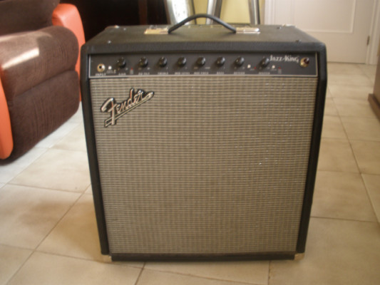 Amplificador Guitarra Fender Jazz King