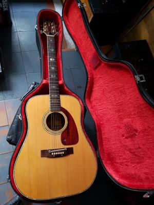 Guitarra Takeharu Suzuki japonesa 1976