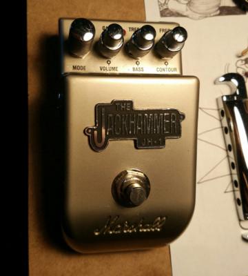 Marshall jackhammer JH-1